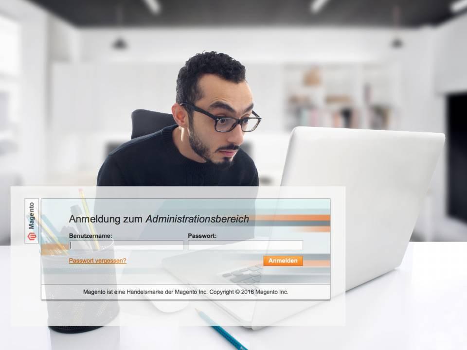 Ratloser Admin Magento Extension deinstallieren