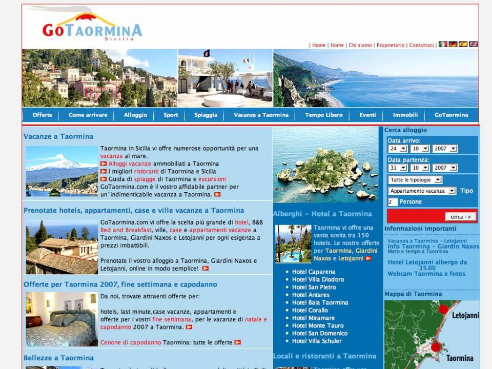 Bild Reiseportal