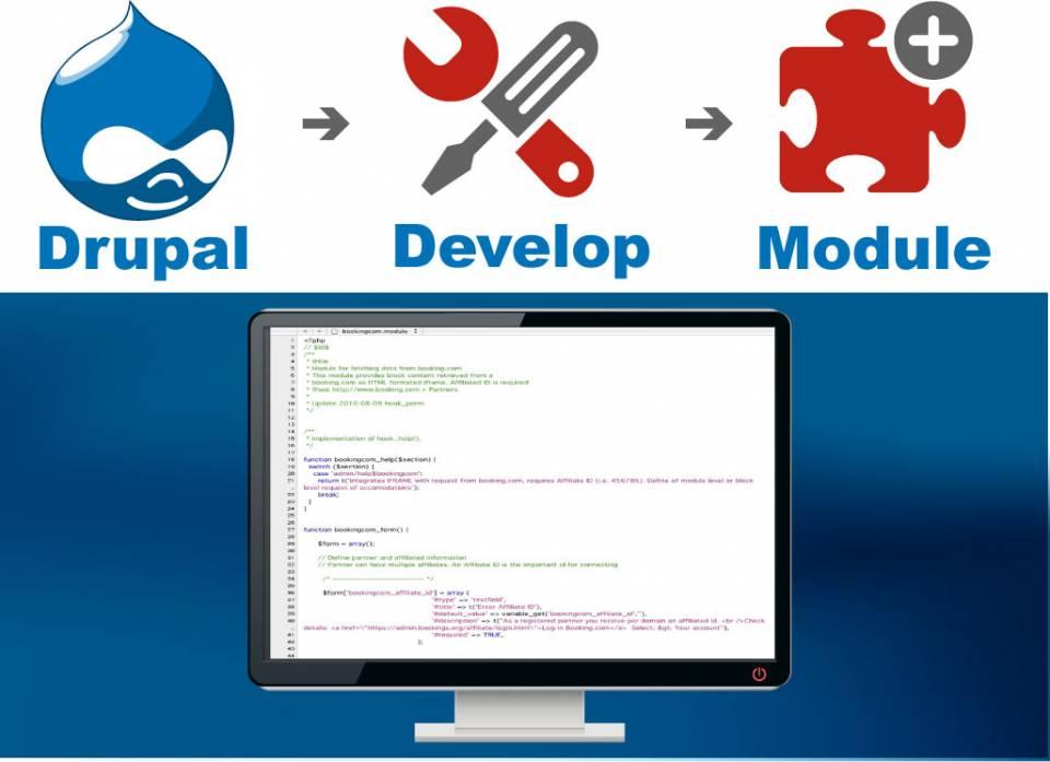 Drupal Module Bild