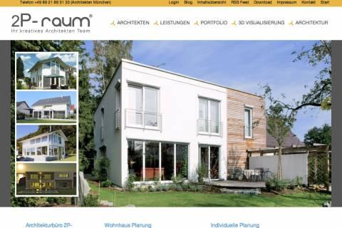 Bild Webseite Start